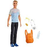 "Кукла Кен Barbie ""Путешествия"" Турист"