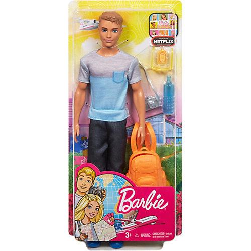 "Кукла Кен Barbie ""Путешествия"" Турист от Mattel"