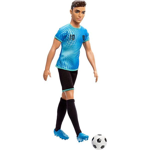Barbie Ken Career Puppe Fussballspieler Barbie