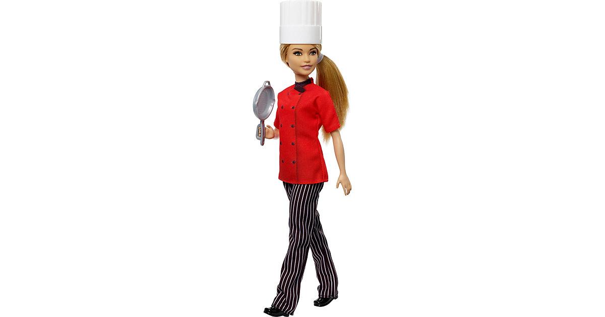 Barbie Köchin Puppe | Kinderzimmer > Spielzeuge > Puppen | Mattel