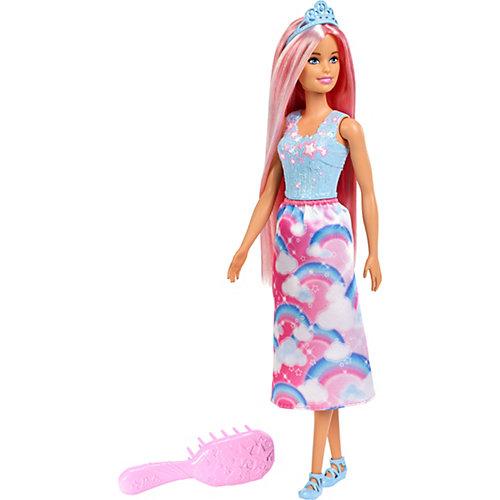 Кукла Barbie Dreamtopia Принцесса с прекрасными волосами от Mattel