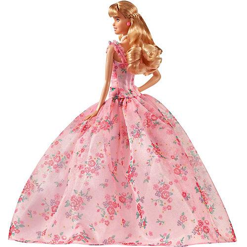 Кукла Barbie Пожелания ко дню рождения от Mattel