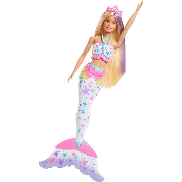 Кукла Barbie Dreamtopia Color Magic Цветная русалочка