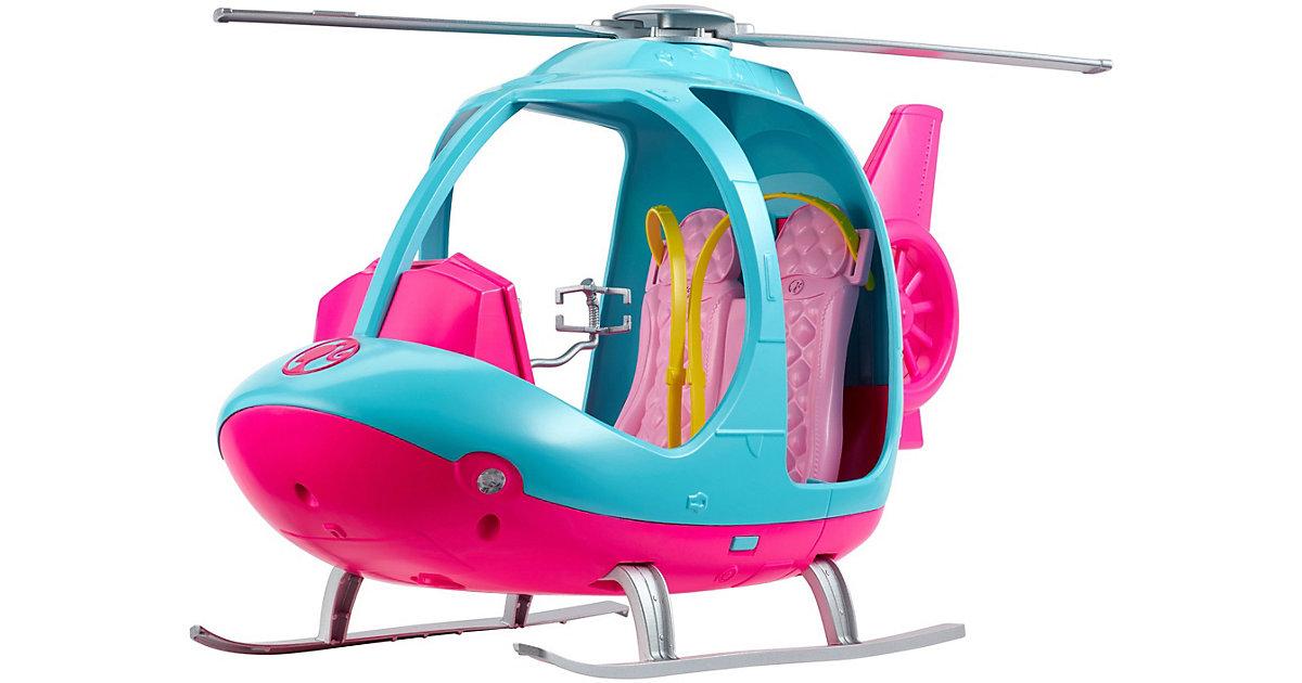 Barbie Reise Hubschrauber, Barbie Helikopter, Barbie Zubehör, Barbie Urlaub