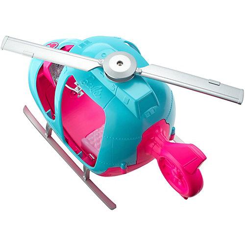 "Транспорт для куклы Barbie ""Путешествия"" Вертолёт от Mattel"