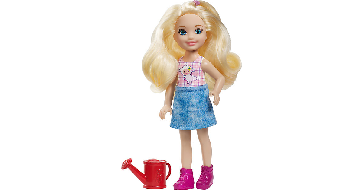 Barbie Farm Chelsea Puppe 1