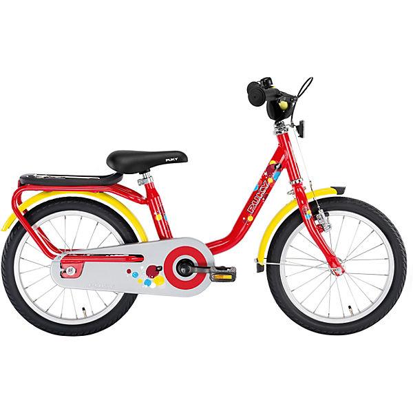 Fahrrad Z 6 16 Zoll Rot Puky Mytoys