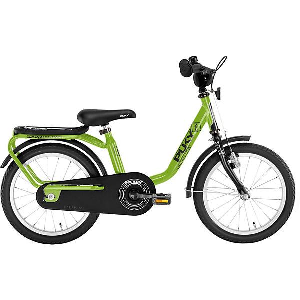Fahrrad Z 6 16 Zoll Grun Schwarz Puky Mytoys