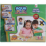 """Набор для творчества 1Toy """"Aqua pixels"""" Наша ферма, 780 пикселей"""