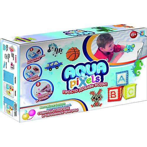 """Набор для творчества 1Toy """"Aqua pixels"""" Набор принцессы, 600 пикселей от 1Toy"""
