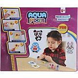 """Набор для творчества 1Toy """"Aqua pixels"""" Маленький зоопарк, 780 пикселей"""