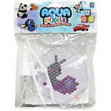"""Набор для творчества 1Toy """"Aqua pixels"""" 150 пикселей, в пакете"""