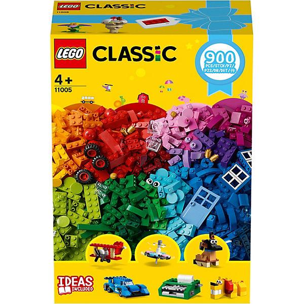 Lego 11005 Classic Bausteine Kreativer Spielspaß Lego Classics