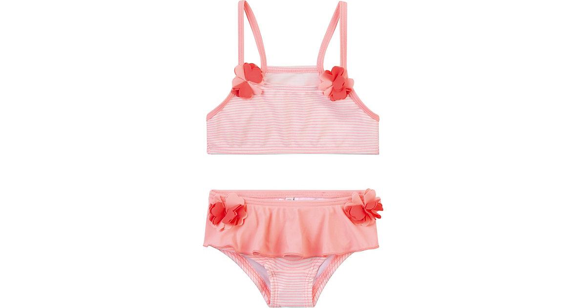 Sanetta · Kinder Bikini mit Schößchen Gr. 98 Mädchen Kleinkinder