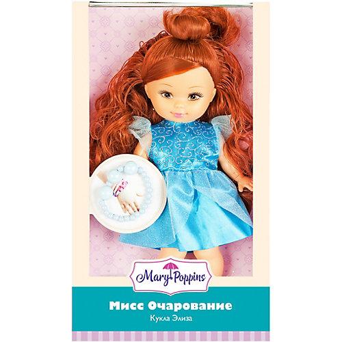 "Кукла Mary Poppins ""Мисс Очарование"" Элиза с голубым браслетом, 25 см от Mary Poppins"