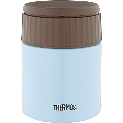 "Термос Thermos ""JBQ-400-AQ"" 400 мл. - голубой от THERMOS"
