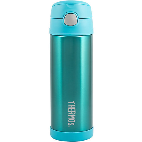 "Термос Thermos ""Stainless Steel F4023UP"" 470 мл. - бирюзовый от THERMOS"