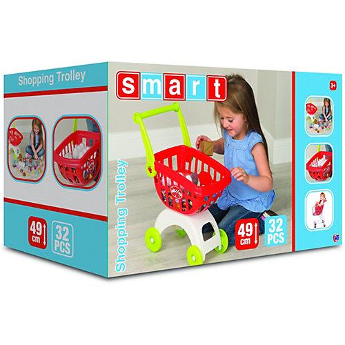 """Игровой набор HTI """"Smart"""" Тележка для покупок от HTI"""