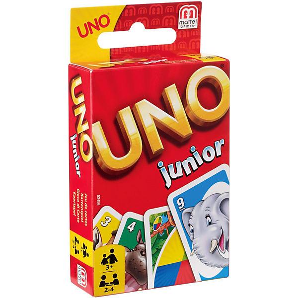 Mattel Games UNO Junior, Mattel Games