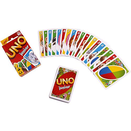 """Настольная игра Mattel Games """"Уно"""" для детей от Mattel"""