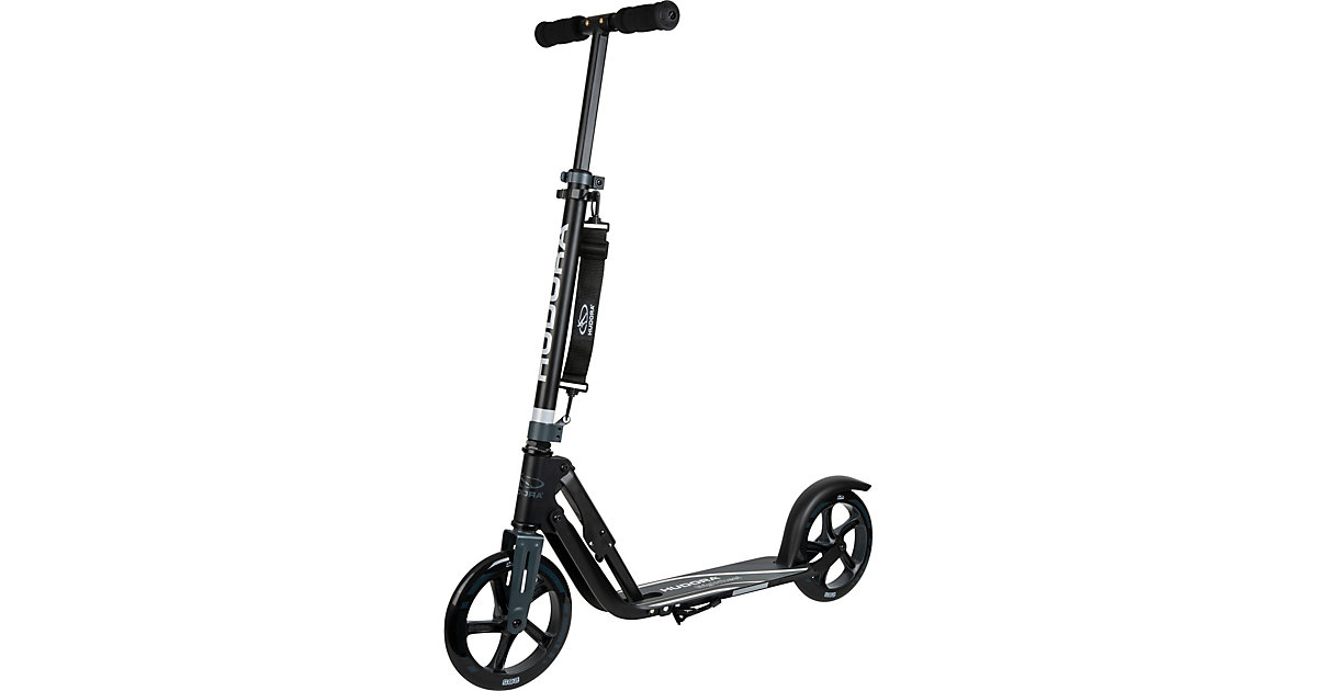 HUDORA · Scooter Big Wheel 205RX Pro, schwarz/anthrazit