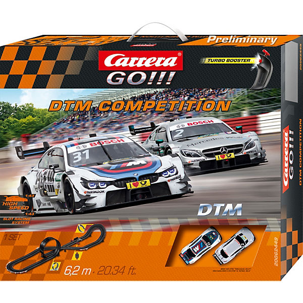 Carrera GO!!! DTM Competition