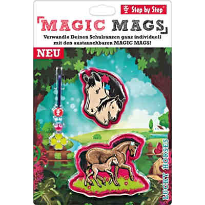 MAGIC MAGS Lucky Horses