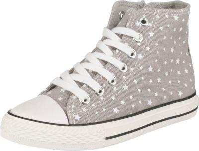 Sneakers High für Mädchen, Canadians by Indigo