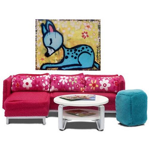 """Мебель для домика Lundby """"Стокгольм"""" Гостиная от Lundby"""