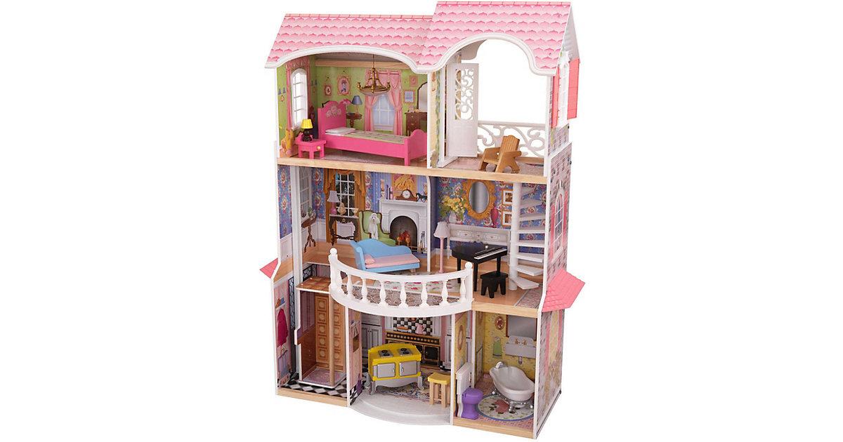 Puppenhaus Magnolia Mansion bunt