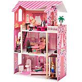 """Кукольный домик Paremo """"Монте-Роза"""", с мебелью"""