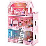 """Кукольный домик Paremo """"Адель Шарман"""", с мебелью"""