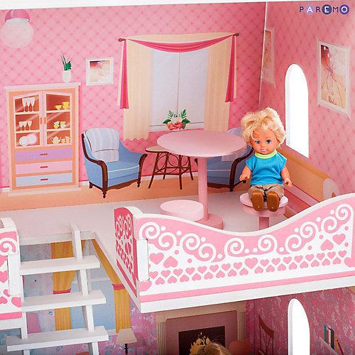 """Кукольный домик Paremo """"Адель Шарман"""", с мебелью от PAREMO"""