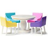 Мебель для домика Lundby Базовый набор для столовой