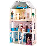 """Кукольный домик Paremo """"Поместье Риверсайд"""", с мебелью"""