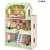 """Кукольный домик Paremo """"Луиза Виф"""", с мебелью"""