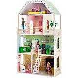 """Кукольный домик Paremo """"Поместье Шервуд"""", с мебелью"""