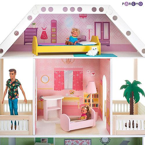 """Кукольный домик Paremo """"Поместье Шервуд"""", с мебелью от PAREMO"""