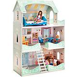 """Кукольный домик Paremo """"Вивьен Бэль"""", с мебелью"""