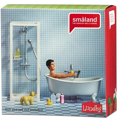 """Мебель для домика Lundby """"Смоланд"""" Ванная и душевая от Lundby"""