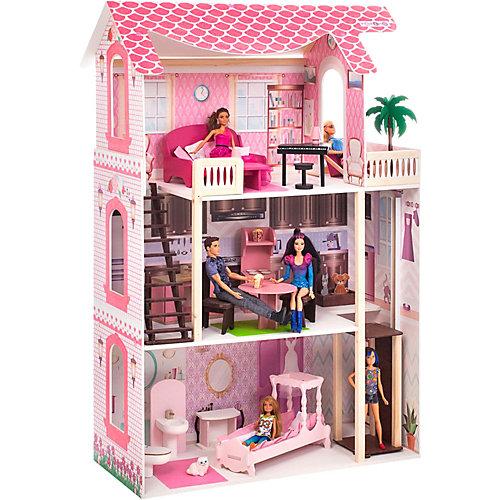 """Интерактивный дом Paremo """"Венеция-Джулия"""" с мебелью, свет, звук от PAREMO"""