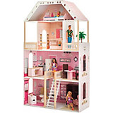 """Кукольный домик Paremo """"Поместье Монтевиль"""", с мебелью"""