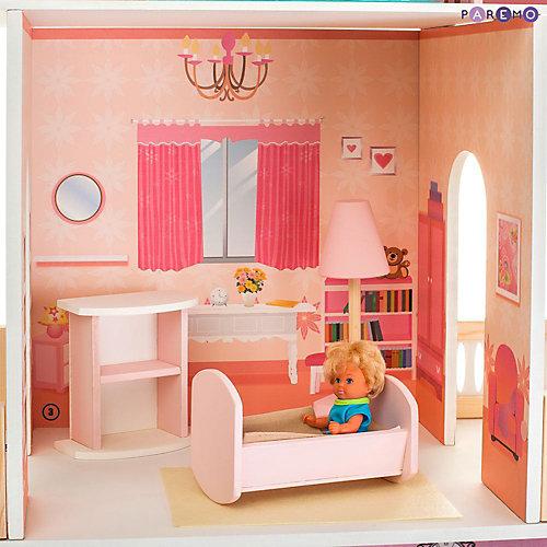 """Кукольный домик Paremo """"Поместье Монтевиль"""", с мебелью от PAREMO"""
