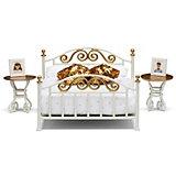 """Мебель для домика Lundby """"Смоланд"""" Спальня в античном стиле"""