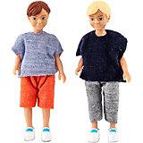 Кукла для домика Lundby Два мальчика