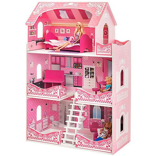 """Кукольный домик Paremo """"Розет Шери"""", с мебелью от PAREMO"""