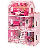 """Кукольный домик Paremo """"Розет Шери"""", с мебелью"""