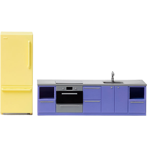 Мебель для домика Lundby Базовый набор для кухни