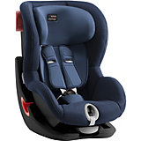 Автокресло Britax Romer King II Black Series 9-18 кг Moonlight Blue