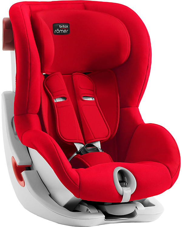Auto Kindersitz King Ii Fire Red Britax Romer Mytoys